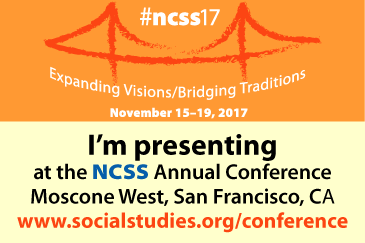 I'm presenting at #NCSS17