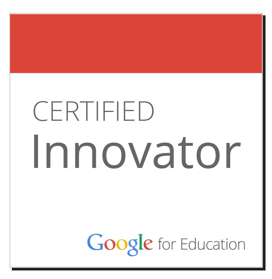 Google for Education Certified Innovator