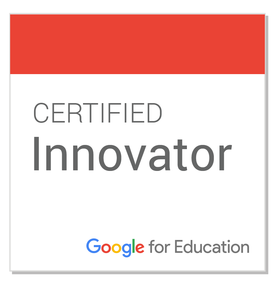 Google for Education Certified Innovator