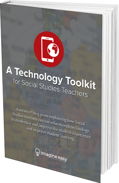 I co-wrote an e-book about edtech and Social Studies.