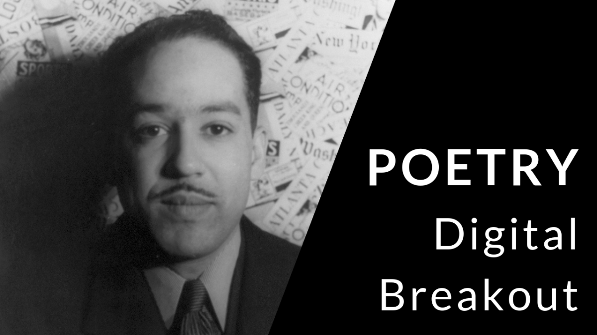 Poetry Digital Breakout - Updated September 2018