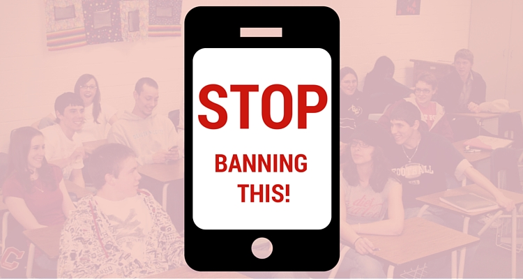 Stop Banning Cell Phones