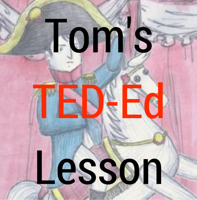Tom Mullaney TED-Ed Lesson