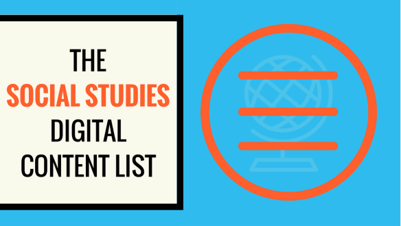 The Digital Educational Content List