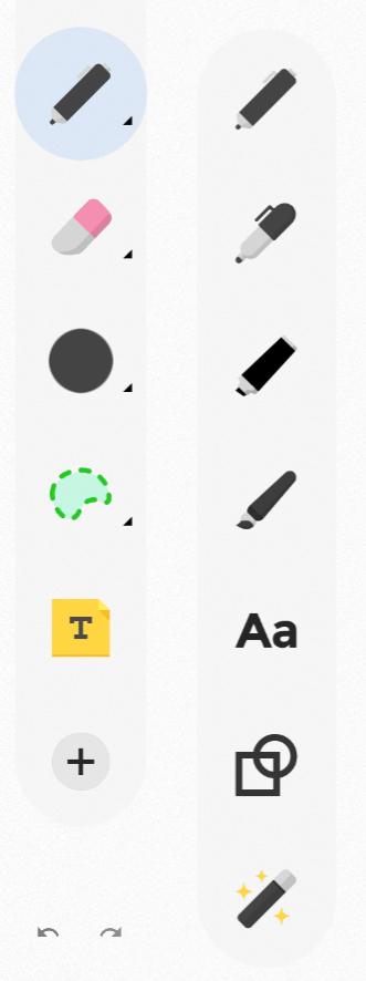Google Jamboard Pens