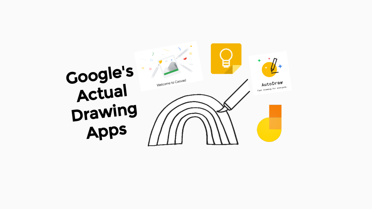Comparing And Contrasting Google S Actual Drawing Apps Sustainable