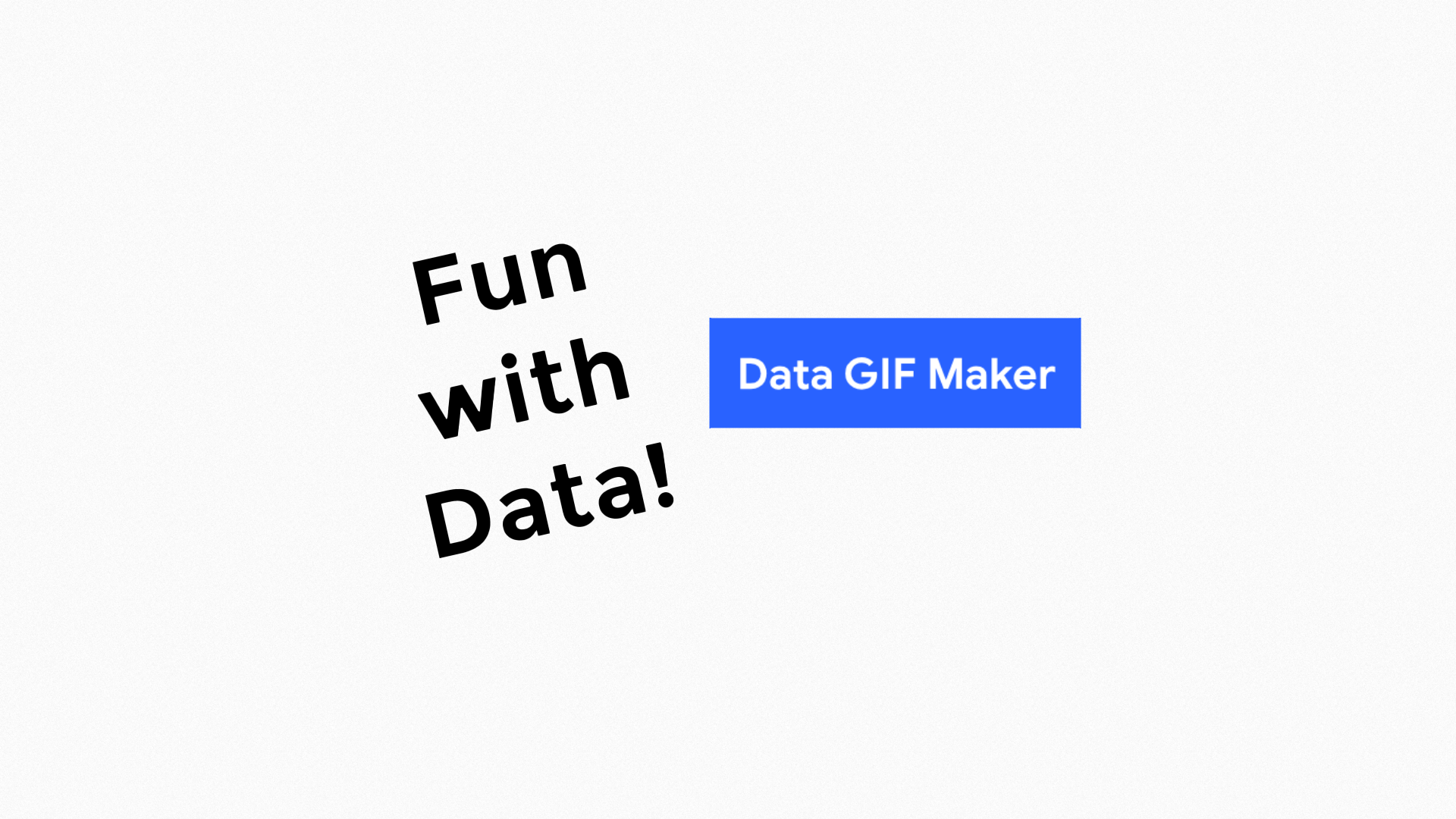 Storytelling with Numbers Using Data GIF Maker – Sustainable