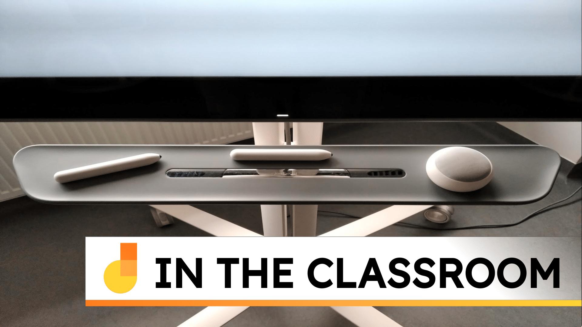 Jamboard in the Classroom